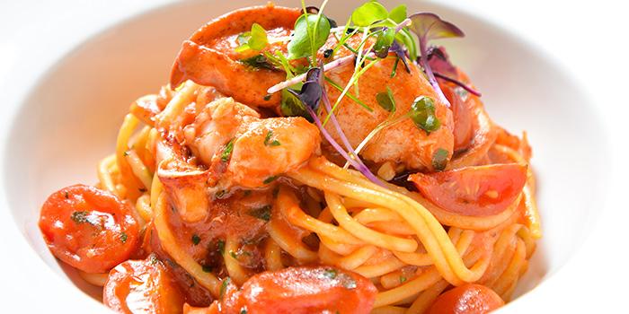 Lobster Spaghetti, Si Simply Italian, Lai Chi Kok, Hong Kong