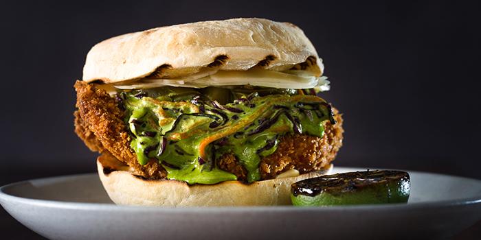 Fried Chicken Sandwich from Maggie Joan
