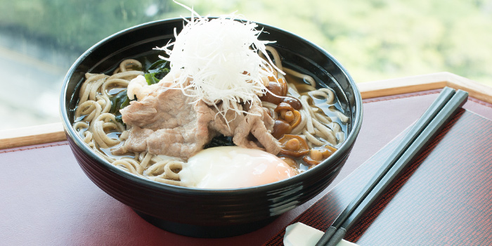 Beef Noodles from NAMI at Shangri-La Hotel in Tanglin, Singapore