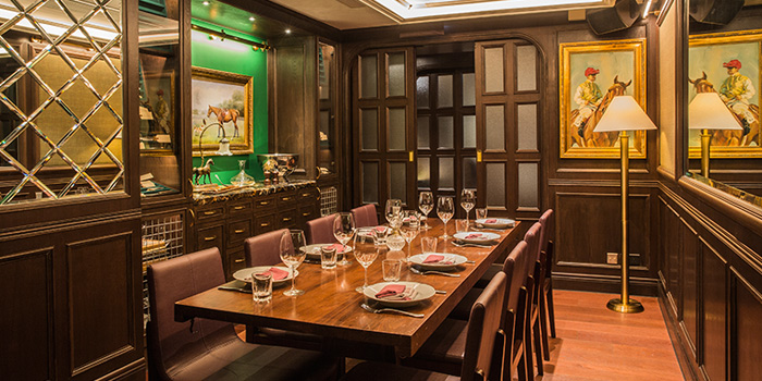 Private Dining Room, Buenos Aires Polo Club, Central, Hong Kong