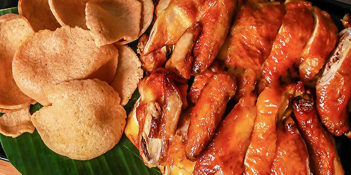 Roasted Chicken with Nam Yu Sauce, Wong Chun Chun Thai Restaurant, Jordan, Hong Kong