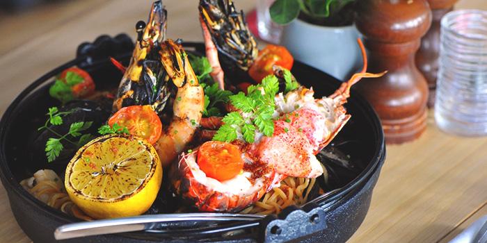 Seafood Pasta from Bayswater Kitchen at Marina at Keppel Bay, Singapore