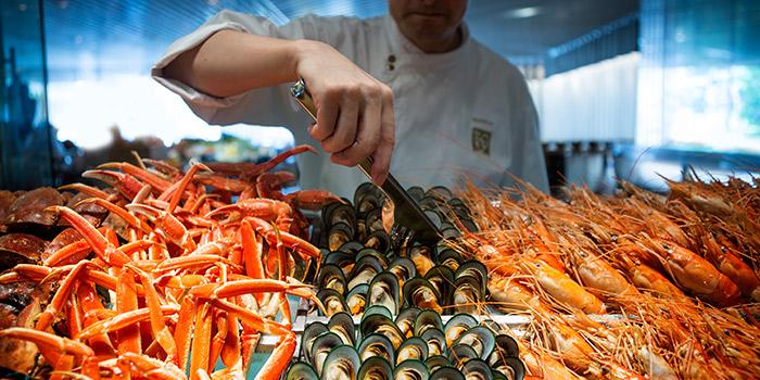 Seafood Counter, Cafe TOO, Admiralty, Hong Kong