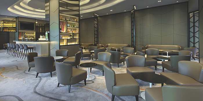 Interior of The Best Brew at Sheraton Singapore Riverview in Robertson Quay, Singapore