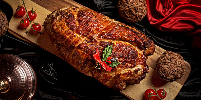 Turkey Breast (4-31 Dec) from Window on the Park in Holiday Inn Singapore Orchard City Centre in Orchard, Singapore