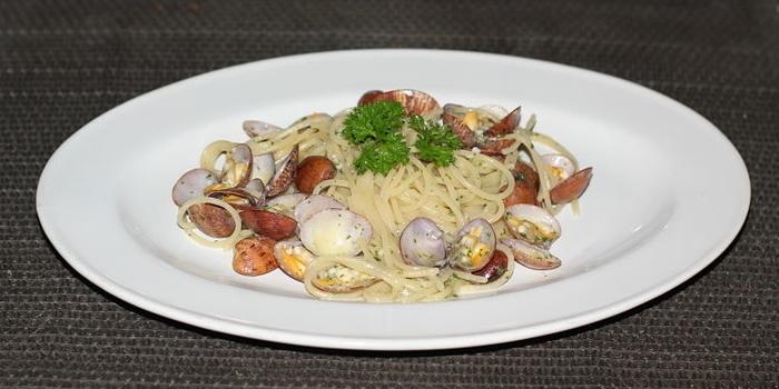 Dish 2 at Trattoria Ubud, Bali
