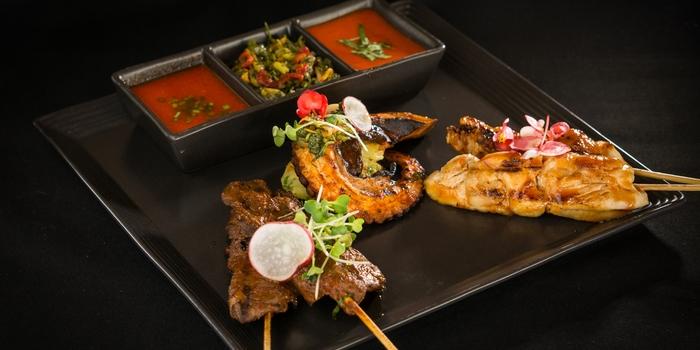 Dish 2 from Above Eleven, Jimbaran