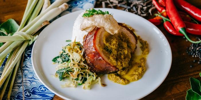 Dish 2 from Meja Kitchen & Bar, Bali