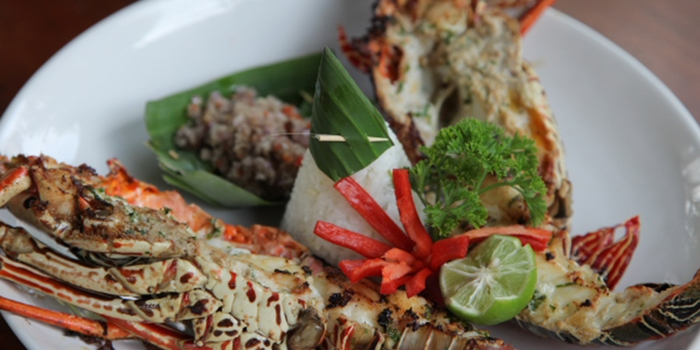 Dish 4 from Jahe Restaurant Bali