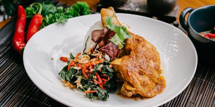 Dish 3 from Meja Kitchen & Bar, Bali