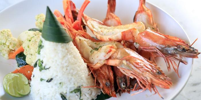 Dish 1 from Jahe Restaurant Bali