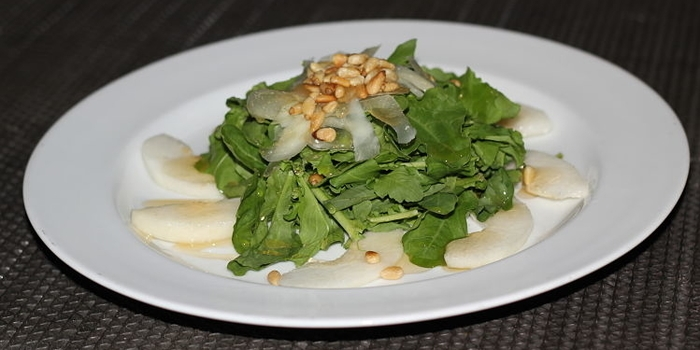 Dish 1 at Trattoria Ubud, Bali