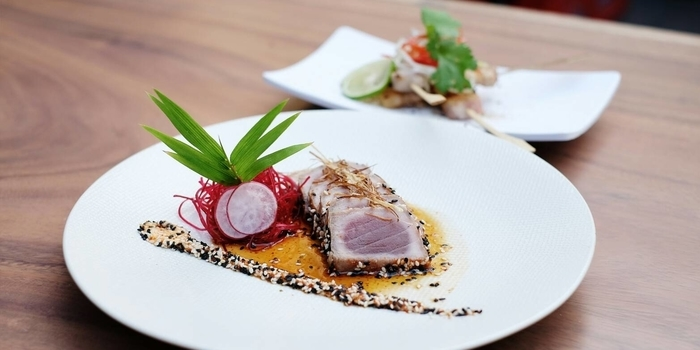Dish 1 at Ling Ling