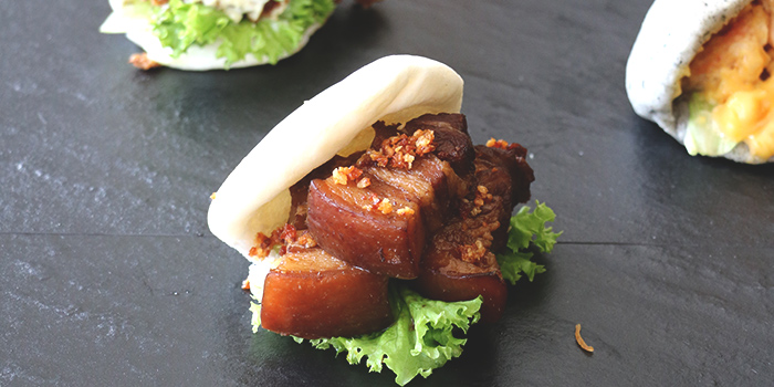 Bao from Bao Makers in Chinatown, Singapore