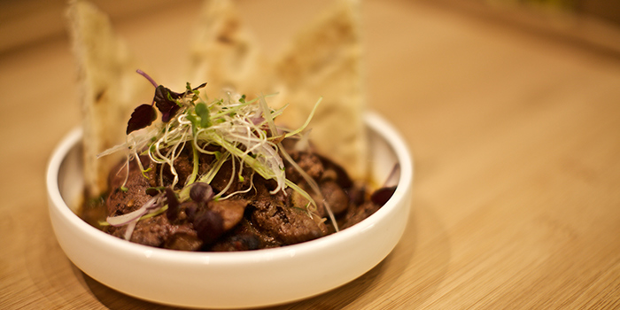 Chicken Liver from Blu Meze in Dempsey, Singapore
