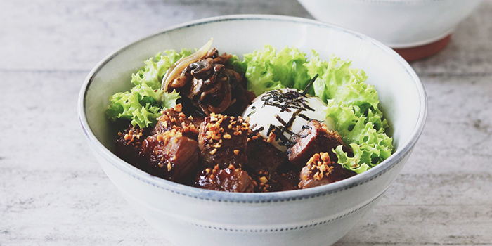Rice Bowl from Bao Makers x Butler