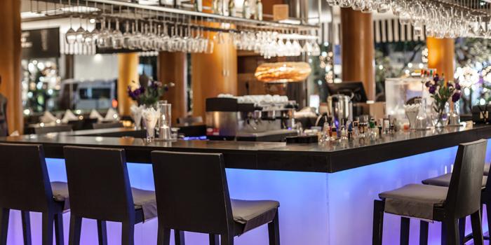 Bar of BYD Bar & Bistro in Patong, Phuket, Thailand