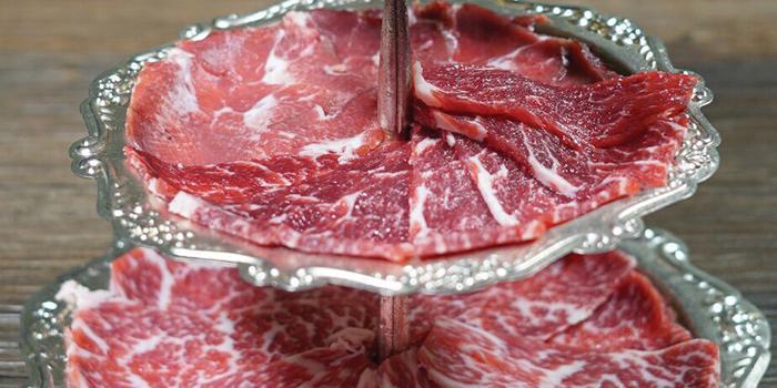 Beef Platter, Seansin Seafood Hotpot Experts, Jordan, Hong Kong
