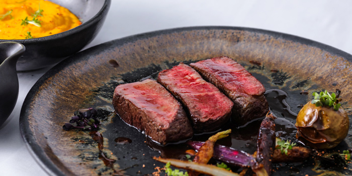 Beef-Terderloin from GOTHA Phuket in Patong, Phuket, Thailand