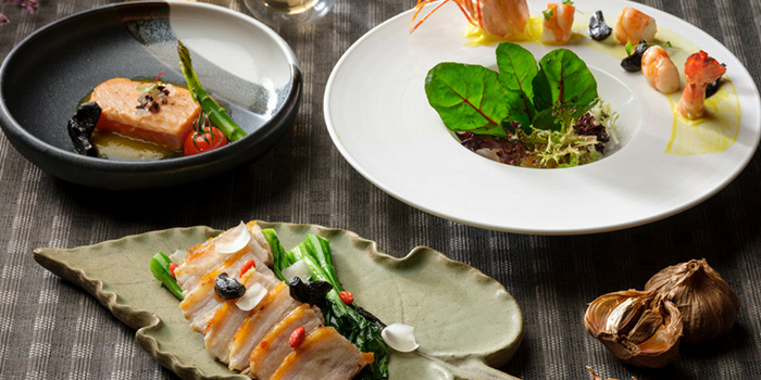 Black Garlic Indulgence Dishes (1-31 Dec) from Xin Cuisine Chinese Restaurant in Outram, Singapore