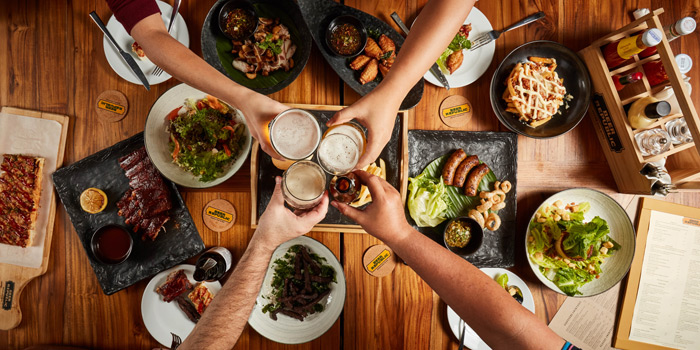 Chope Online Restaurant Reservations