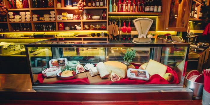 Cheese Selection from Kika Kitchen & Bar at 14 Convent Rd, Silom, Bang Rak, Bangkok