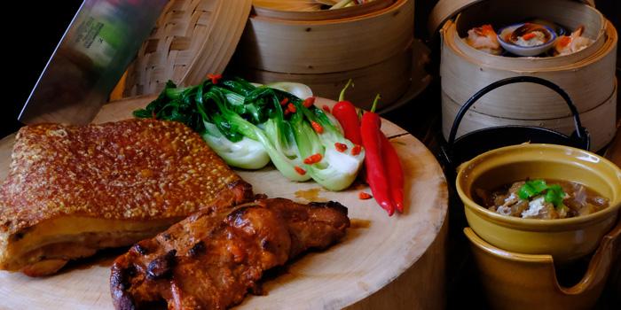 Chinese Corner from 57th Street at JW Marriott Hotel Sukhumvit 57 Klongtan Nua Wattana Bangkok