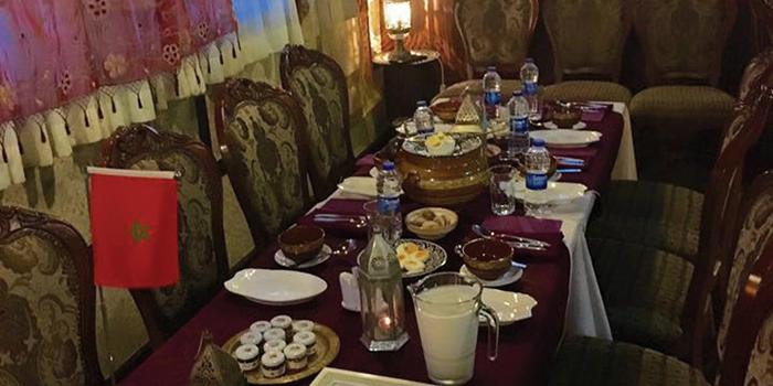 Dining Area, Casablanca Restaurant & Cafe, Tsim Sha Tsui, Hong Kong