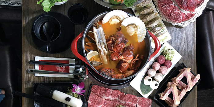 Seansin Seafood Hotpot Experts (Jordan)