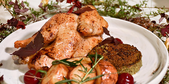 Free Range French Poulet from Summerhouse in Seletar, Singapore
