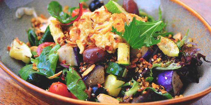 Mediterranean Salad from Privé Keppel Bay in Keppel, Singapore
