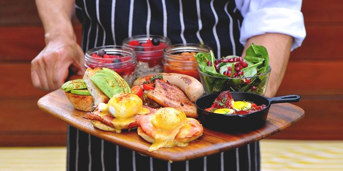 Ultimate Breakfast Platter from Privé Keppel Bay in Keppel, Singapore