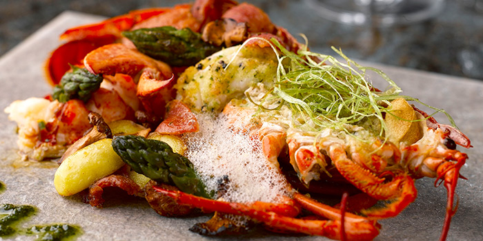 Lobster Bonanza (11-20 May) from Melt Cafe at Mandarin Oriental in Marina Bay, Singapore