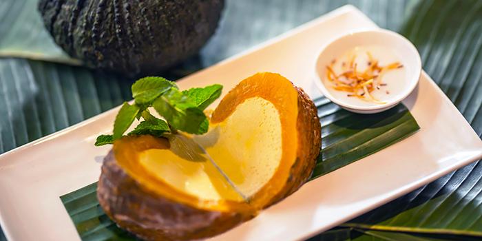 Pumpkin Pudding, Cafe Siam, Central, Hong Kong