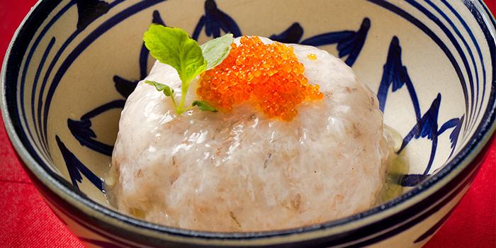 Shrimp Paste from Tang Restaurant and Bar in Keong Saik Road, Singapore