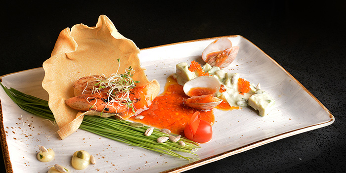 Starter from Amuse Dine & Bar in Outram, Singapore