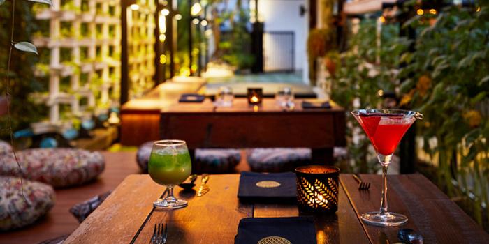 The Dining Table from Haoma at Sukhumvit Soi 31 Wattana, Bangkok