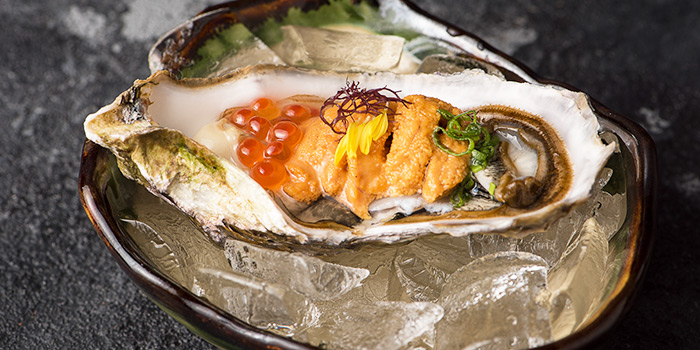 Uni Oyster from Uni Gallery by Oosterbay at The Plaza in Lavender, Singapore