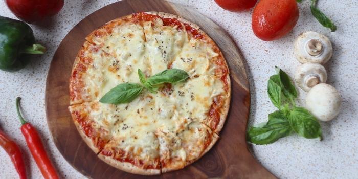 Dish 4 at The Dauh Restaurant, Petitenget