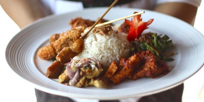 Dish 3 at The Dauh Restaurant, Petitenget