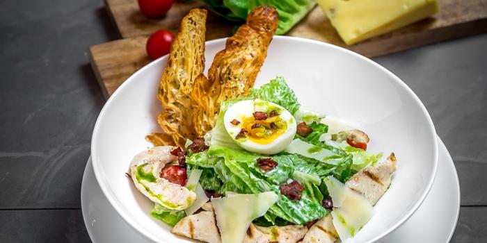 Dish 5 from Eric Kayser, Plaza Senayan