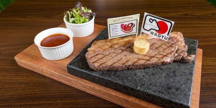 Dish 3 at Willie Brothers Steak & Cheese, Jakarta