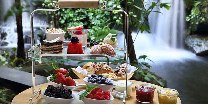 Afternoon Tea	from 10 SCOTTS in Grand Hyatt Singapore in Orchard, Singapore