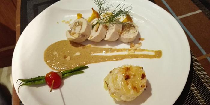 Appetizer, Le Cafe Du Mont Blanc, Happy Valley, Hong Kong
