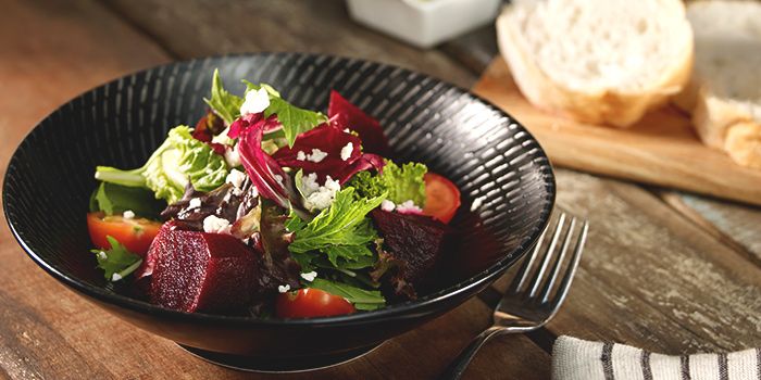 Beetroot Salad from Barossa at Esplanade Mall in Promenade, Singapore
