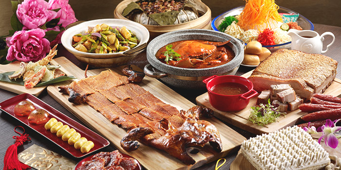 Lunar New Year Food Spread (9 Feb to 2 Mar) from Royale at Mercure Singapore Bugis in Bugis, Singapore