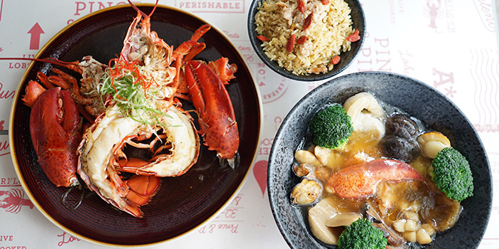 Chinese New Year Spread (2 Jan to 3 Mar) from Pince & Pints Restaurant and Bar in Duxton, Singapore
