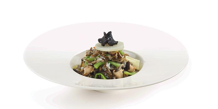 Mushroom Risotto with Black Truffle from Elemen @ Millenia Walk in Promenade, Singapore