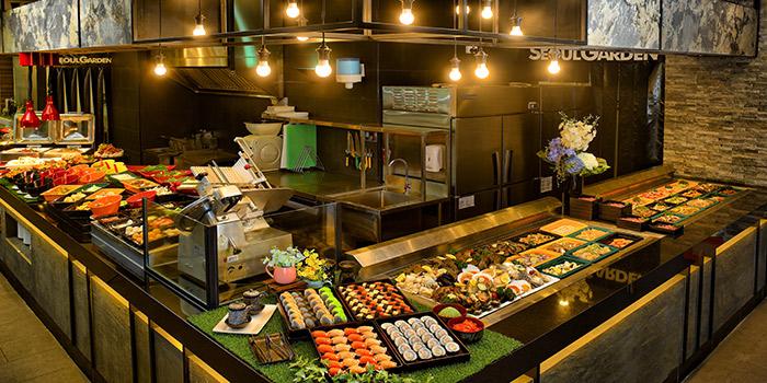 Food Counter from Seoul Garden (Bugis Junction) in Bugis, Singapore