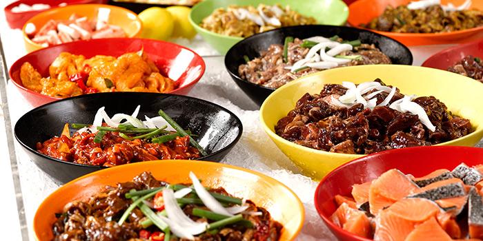 Assorted Meats from Seoul Garden (Bugis Junction) in Bugis, Singapore